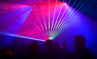 How Laser Shows Work Introduction Www Laserfx Com